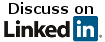 Discuss on LinkedIn